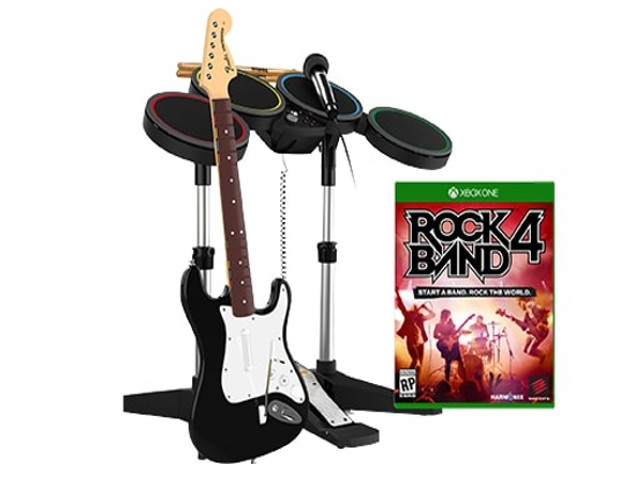 Rock Band 4 Band in a Box™ (Xbox One)